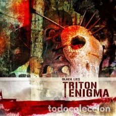 CDs de Música: TRITON ENIGMA – BLACK LIES --DEATH THRASH. Lote 159349606