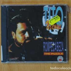 Musik-CDs - TITO NIEVES - ROMPECABEZA / THE PUZZLE - CD - 159360305