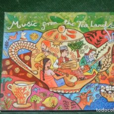 CDs de Música: PUTUMAYO - MUSIC FROM THE TEA LANDS - 2000. Lote 159381198