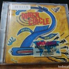 CD de Música: INNER CIRCLE REGGAE DANCER CD ALBUM DEL AÑO 1994 ALEMANIA CONTIENE 14 TEMAS. Lote 159425874