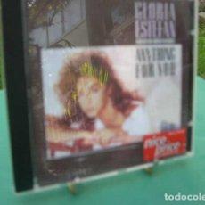 CDs de Música: GLORIA ESTEFAN & THE MIAMI SOUND MACHINE. Lote 159446438
