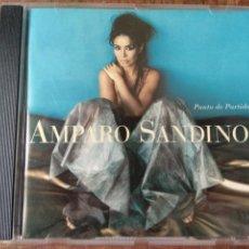 CDs de Música: AMPARO SANDINO - PUNTO DE PARTIDA - CD . Lote 159467838