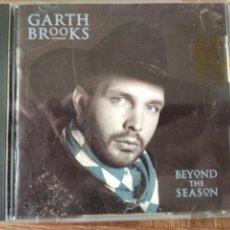 CDs de Música: GARTH BROOKS - BEYOND THE SEASON - CD . Lote 159468130