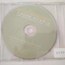 CDs de Música: CD DE EMISORA DE RADIO - SINGLE MIKE OLDFIELD PACHA MAMA , THE MILLENNIUM BELL . Lote 159470486