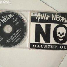 CDs de Música: CD DE EMISORA DE RADIO - SINGLE MANO NEGRA DUB WISE STYLEE . Lote 159479686