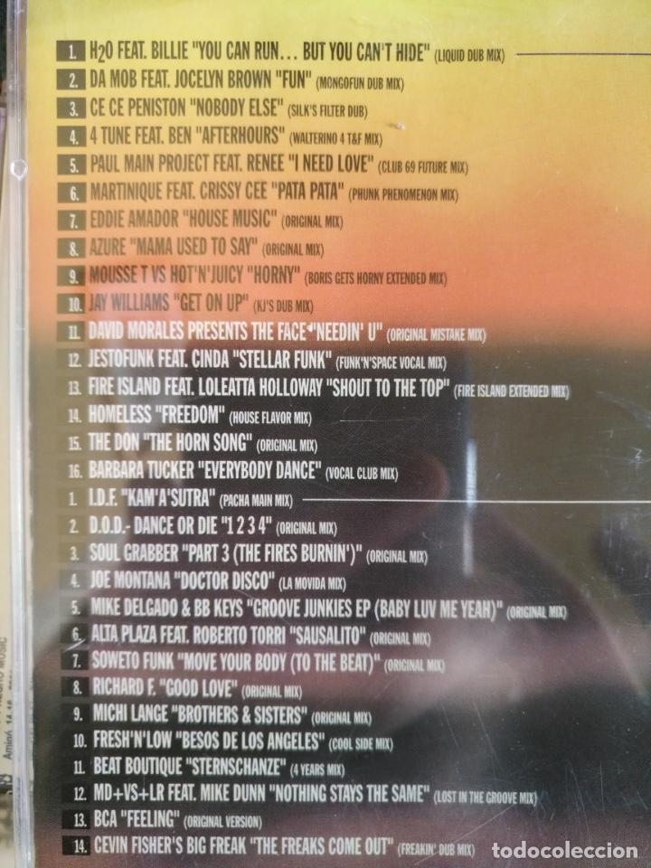 CDs de Música: CD DOBLE IBIZA 98 PACHA 1998 - Foto 2 - 159493994