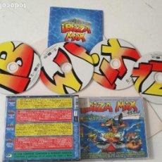 CDs de Música: 4 CDS IBIZA MIX . Lote 159494930