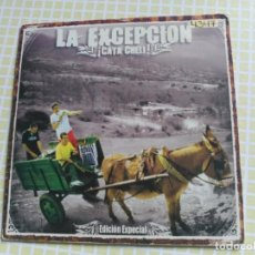 CDs de Música: RARE PROMO CD MAXI LA EXCEPCION - ¡CATA CHELI! - SPAIN 2004 EL LANGUI. Lote 159502314