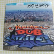 CDs de Música: PROMO CD SINGLE OJOS DE BRUJO - RUMBA DUB STYLE - SPAIN 2000 VG+. Lote 159503226