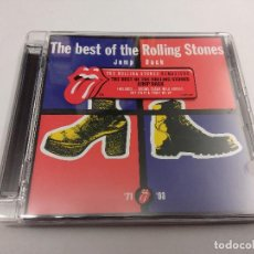 CDs de Música: CD ROCK/JUMP BACK THE BEST OF THE ROLLING STONES.. Lote 159519538