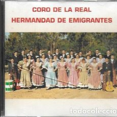CDs de Música - Coro de la Real Hermandad de Emigrantes. 1996. Promocional - 165521352