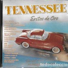 CDs de Música: TENNESSEE. ÉXITOS DE ORO. 1989 DIAL DISCOS. Lote 159530058