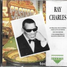 CDs de Música: RAY CHARLES. CLASSIC HITS. 1992 CHARLY HOLDINGS. Lote 159530066