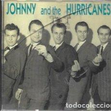 CDs de Música: JOHNNY AND THE HURRICANES. ONN 48. Lote 159530074