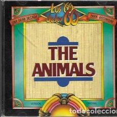CDs de Música: LOS 60 DE LOS 60. UNA GRAN DÉCADA PARA RECORDAR. THE ANIMALS. 1993. Lote 159530102