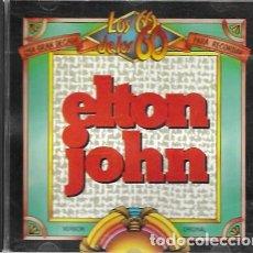 CDs de Música: LOS 60 DE LOS 60. UNA GRAN DÉCADA PARA RECORDAR. ELTON JOHN. 1993. Lote 159530114