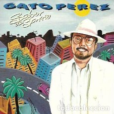 CDs de Música: GATO PÉREZ. SABOR DE BARRIO. 1991 EMI (DOBLE CD). Lote 159530134