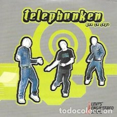 CDs de Música: TELEPHUNKEN. QUE SE SEPA. 2001 DA PHUNKEN RECORDS (PROMOCIONAL). Lote 159530138
