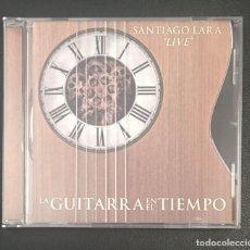 CDs de Música: SANTIAGO LARA - LA GUITARRA EN EL TIEMPO. Lote 159582914
