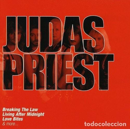 JUDAS PRIEST - THE COLLECTION - CD (Música - CD's Heavy Metal)