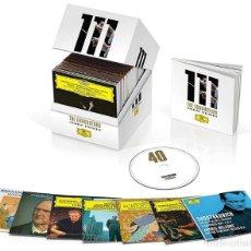 CDs de Música: 111 THE CONDUCTORS * BOX SET 40 CD * DEUTSCHE GRAMMOPHON * CAJA PRECINTADA . Lote 159692866