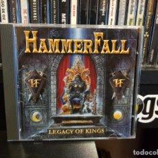 CDs de Música: HAMMERFALL - LEGACY OF KINGS. Lote 159739886