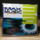 CDs de Música: MAX MUSIC PROMO 33 CD SINGLE . Lote 159740070