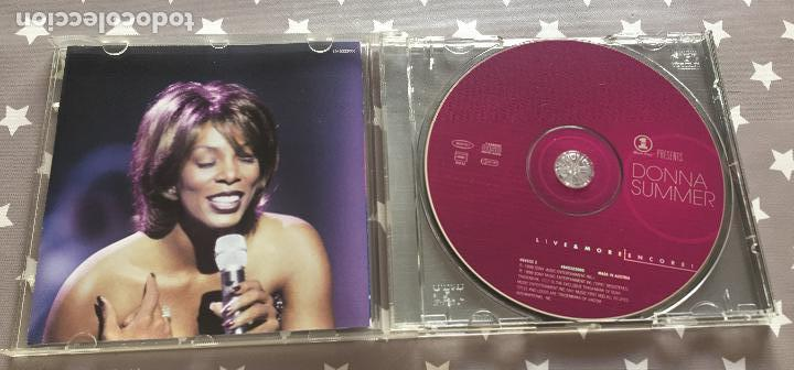 CDs de Música: DONNA SUMMER Live & More encore - Foto 2 - 159759434