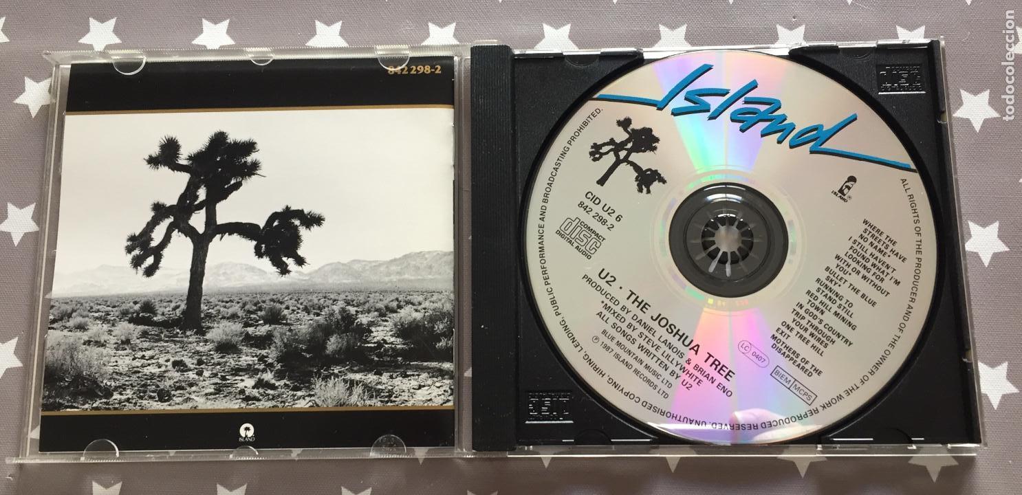 CDs de Música: U2 THE JOSHUA TREE, Cd - Foto 3 - 159759734
