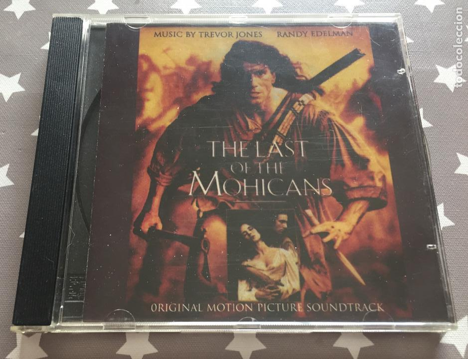 THE LAST OF THE MOHICANS, EL ULITIMO MOHICANO (Música - CD's Bandas Sonoras)