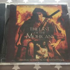 CDs de Música: THE LAST OF THE MOHICANS, EL ULITIMO MOHICANO. Lote 159760726