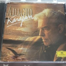 CDs de Música: ADAGIO KARAJAN, CD. Lote 159761958
