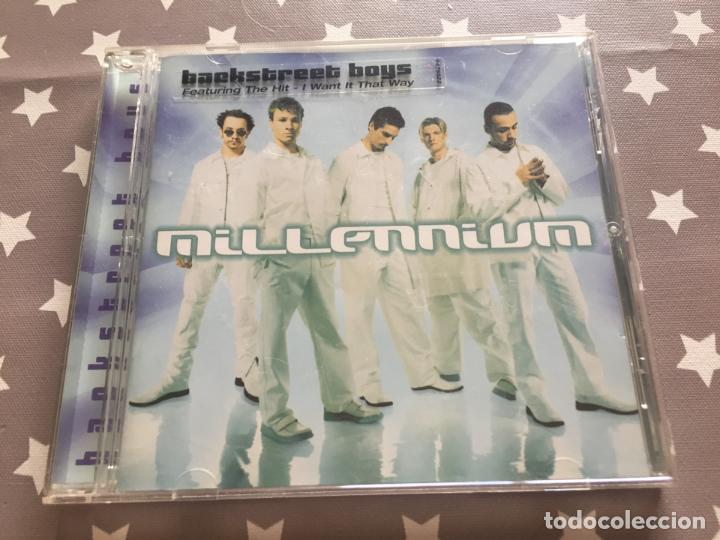 BACKSTREET BOYS, MILLENNIUM (Música - CD's Pop)