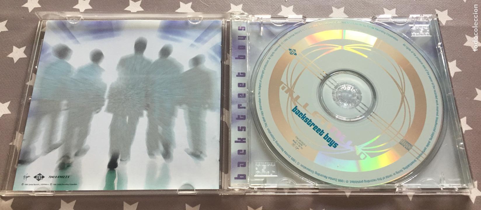CDs de Música: BACKSTREET BOYS, Millennium - Foto 2 - 159762602
