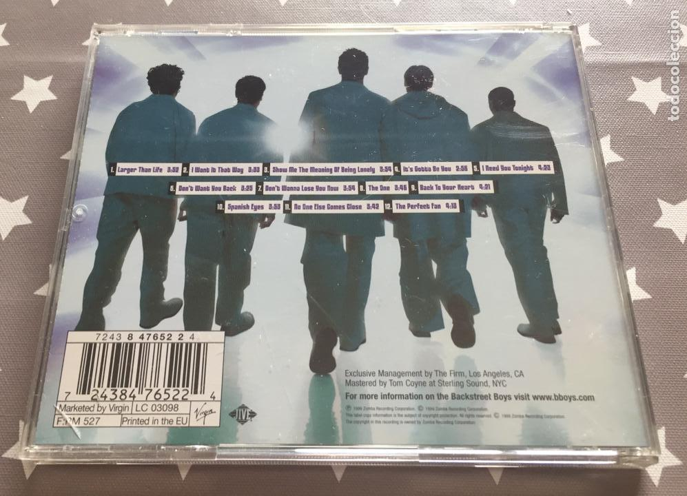 CDs de Música: BACKSTREET BOYS, Millennium - Foto 3 - 159762602