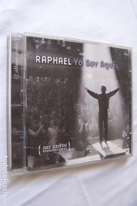DOBLE CD RAPHAEL. YO SOY AQUÉL. SUS ÉXITOS REMASTERIZADOS. (Música - CD's Melódica )