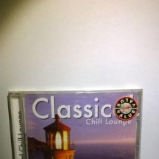 CDs de Música: CLASSICAL CHILL LOUNGE. Lote 159774594