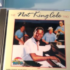 CDs de Música: THE NAT KING COLE TRIO – THE NAT KING COLE TRIO. Lote 159822262