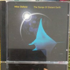 CDs de Música: MIKE OLDFIELD THE SONGS OF DISTANT EARTH+ENIGMA THE CROSS OF CHANGES. Lote 159842552