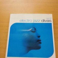CDs de Música: ELECTRO JAZZ DIVAS VOL. 2 (CD). Lote 159851882