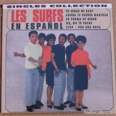 CDs de Música: LES SURFS - SINGLES COLLECTION (CD) 1999 - 14 TEMAS - CANTA EN ESPAÑOL. Lote 159888406