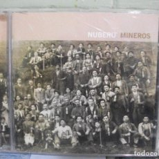 CDs de Música: NUBERU MINEROS (FONOASTUR 1987) CD ALBUM ASTURIAS . Lote 159900466