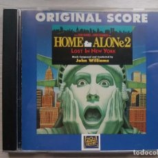 CDs de Música: HOME ALONE 2 - JOHN WILLIAMS - CD - B.S.O. RARO. Lote 159900834