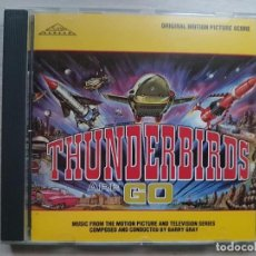 CDs de Música: THUNDERBIRDS ARE GO - BARRY GRAY - CD - B.S.O. RARO. Lote 159901154