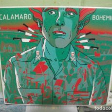 CDs de Música: ANDRÉS CALAMARO - BOHEMIO CD ALBUM PEPETO. Lote 159904490