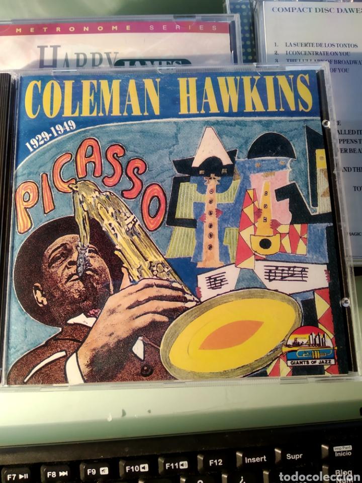 COLEMAN HAWKINS – PICASSO (Música - CD's Jazz, Blues, Soul y Gospel)