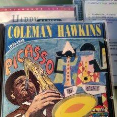 Music CDs - Coleman Hawkins – Picasso - 159905238