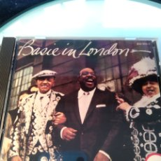 CDs de Música: COUNT BASIE AND HIS ORCHESTRA – BASIE IN LONDON. Lote 159937830