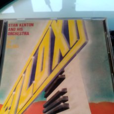 CDs de Música: STAN KENTON AND HIS ORCHESTRA ‎– LIVE IN BILOXI. Lote 159938022