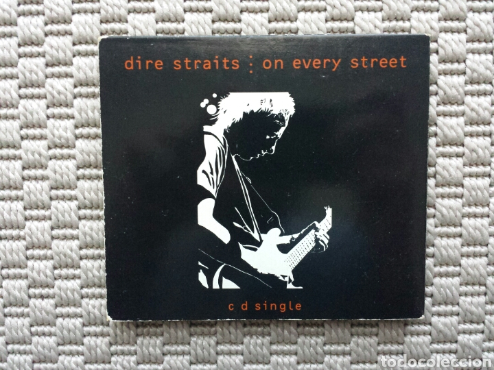 DIRE STRAITS-ON EVERY STREET CD-SINGLE (Música - CD's Rock)